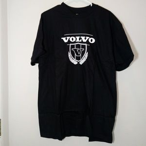 NWOT VOLVO BLACK SHIRT